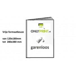 Gebonden Brochures-Afwijkend-formaat / 9% BTW