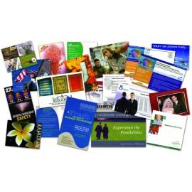 Flyer Formaat en kaarten (vrije keuze - afwijkend formaat)