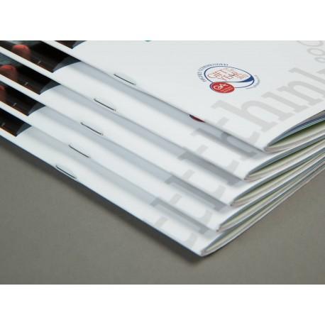 Geniete Brochures - liggend/oblong